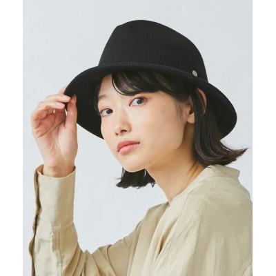 OVERRIDE / 【OVERRIDE】THERMO MANNISH HAT SG / 【オーバーライド】サーモ マニッシュ ハット WOMEN 帽子 > ハット