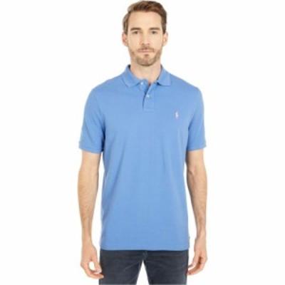ラルフ ローレン Polo Ralph Lauren メンズ ポロシャツ トップス Classic Fit Mesh Polo French Blue