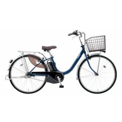 配送も店頭受取も可 電動自転車 パナソニック 電動アシスト自転車 ビビ L 26インチ 2020年 BE-ELL632V2 ファインブルー 一部地域送料無料