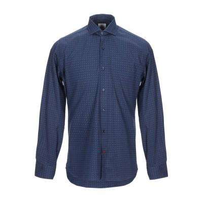 アティピコ AT.P.CO シャツ ブルー 38 コットン 100% シャツ