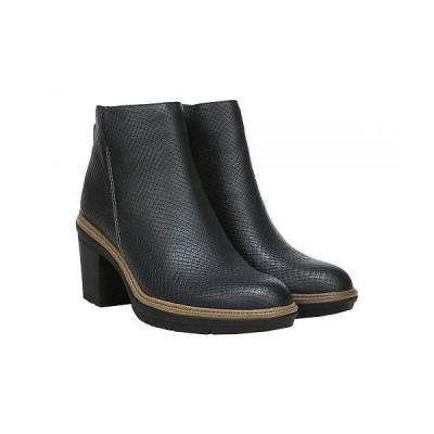 Dr. Scholl's ドクターショール レディース 女性用 シューズ 靴 ブーツ アンクル ショートブーツ Finderkeeper - Black