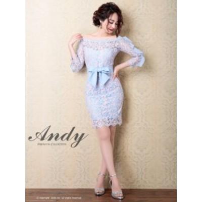 Andy ドレス AN-OK2206 ワンピース ミニドレス andyドレス アンディドレス クラブ キャバ ドレス パーティードレス