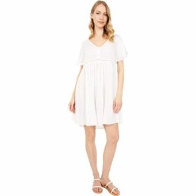 リップカール Rip Curl レディース ワンピース ワンピース・ドレス In Your Dreams Dress White