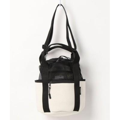 COLLARS / 【EDITA/エディータ】 ネオプレン ショルダーバッグ WOMEN バッグ > ショルダーバッグ