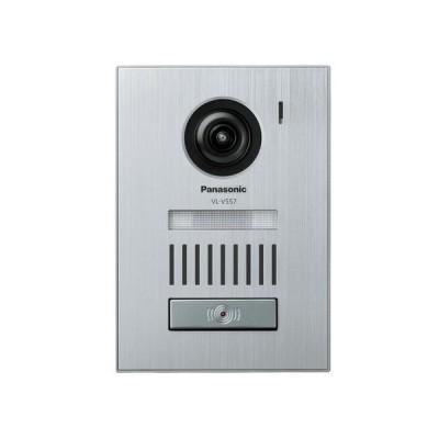 インターホン パナソニック VL-V557L-S カメラ玄関子機(露出/埋込両用型) システムアップ別売品 [■]