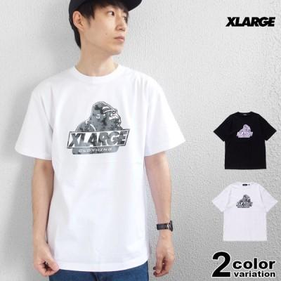 XLARGE エクストララージ Tシャツ 半袖 メンズ トップス TIEDYE OLD OG TEE 2021 新作 101211011003