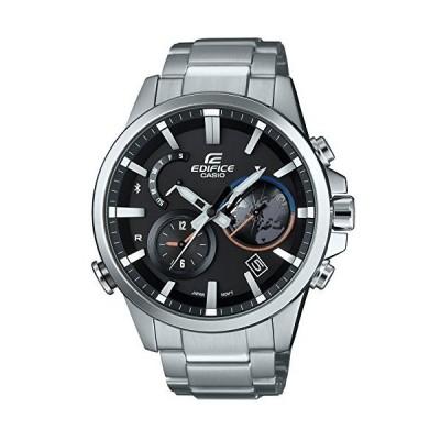 [カシオ] 腕時計 エディフィス スマートフォンリンク EQB-600D-1AJF シルバー