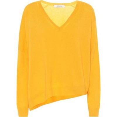 ドロシー シューマッハ Dorothee Schumacher レディース ニット・セーター トップス confident grace cashmere sweater Sunrise Yellow