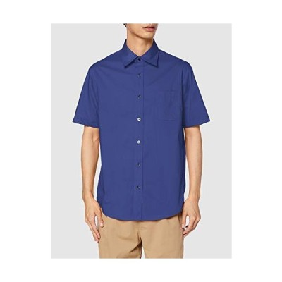[アルベ] シャツ(半袖)[兼用] EP8601 C-36トワイライトブ 日本 SS (日本サイズXS相当)