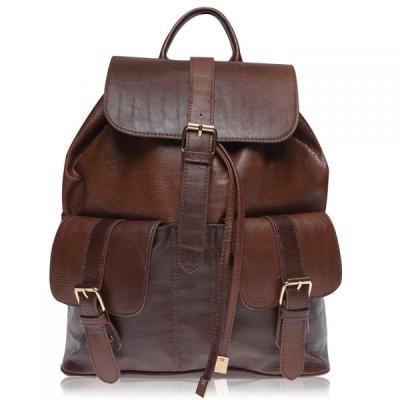 リネアペレ Linea レディース バックパック・リュック バッグ Backpack Tan