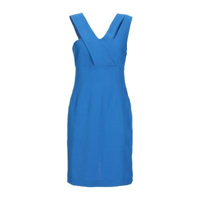ゴータ GOTHA ミニワンピース&ドレス ブライトブルー 1 レーヨン 96% / ポリウレタン 4% ミニワンピース&ドレス