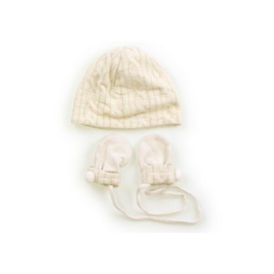 コムサフォセット COMME CA  FOSSETTE 帽子 Hat/Cap 女の子 子供服 ベビー服 キッズ