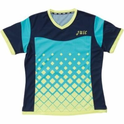 サーフアルファー レディースjuic(ジュイック)タッキュウゲームシャツ(5569-eg)