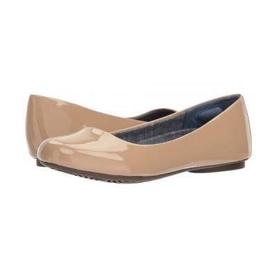 Dr. Scholl's ドクターショール レディース 女性用 シューズ 靴 フラット Friendly 2 - Caravan Sands Patent