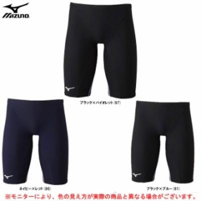 MIZUNO(ミズノ)ハーフスパッツ FX SONIC Prism(N2MB1030)FINA承認モデル スポーツ 水泳 競泳水着 スイミング スイムウェア メンズ