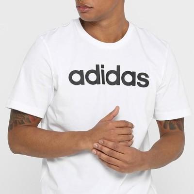 ウニサ メンズ スポーツ用品 LIN TEE - Print T-shirt - white/black
