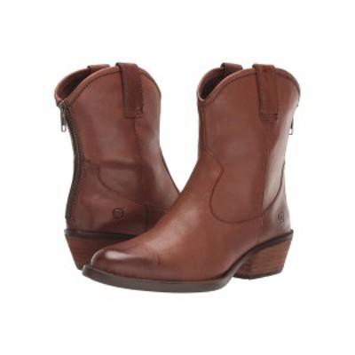 ボーン レディース ブーツ&レインブーツ シューズ Wynd Brown Full Grain Leather