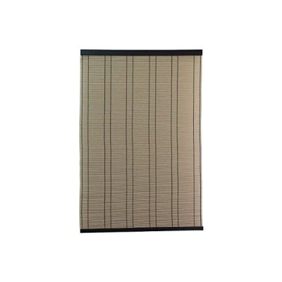 三宅製簾 すだれ PP 和の彩り 88×180 モカ 62048