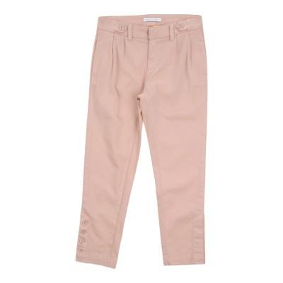 リュー ジョー LIU •JO パンツ ピンク 10 コットン 98% / ポリウレタン 2% パンツ
