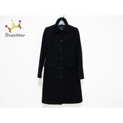 マッキントッシュフィロソフィー コート サイズ38 L レディース - 黒 長袖/秋/冬 新着 20210214