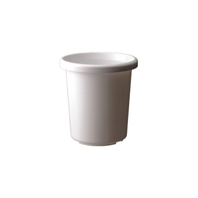 長鉢F型10号 ホワイト