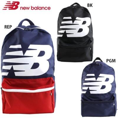 ニューバランス ロゴ バックパック リュック new balance JABL9403