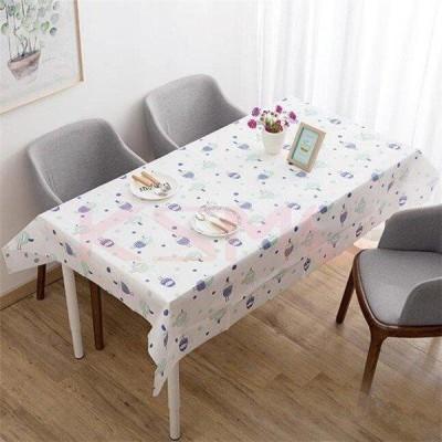 <新作商品> テーブルクロス 撥水クロス 食卓カバー テーブルマット 食卓 カバー 各サイズ クロス カバー クロス 正方形 丸形 長方形