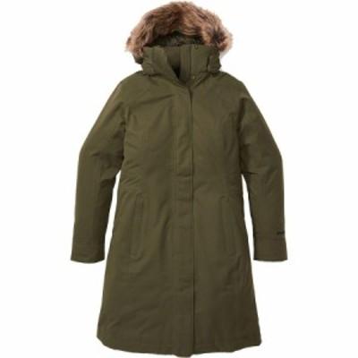 (取寄)マーモット レディース チェルシー ダウン コート Marmot Women Chelsea Down Coat Nori