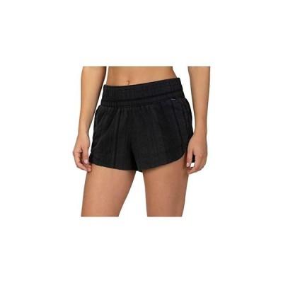 ハーレー Sunset Beach Shorts レディース ショートパンツ ズボン 半ズボン Black