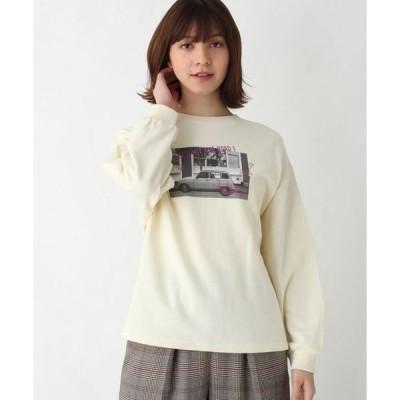 SHOO・LA・RUE / シューラルー 【親子リンク】mamaフォトプリントスウェット
