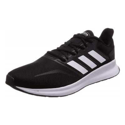 adidas [アディダス][メンズ] FALCONRUN M  ファルコンラン M  F36199  ブラック/ホワイト