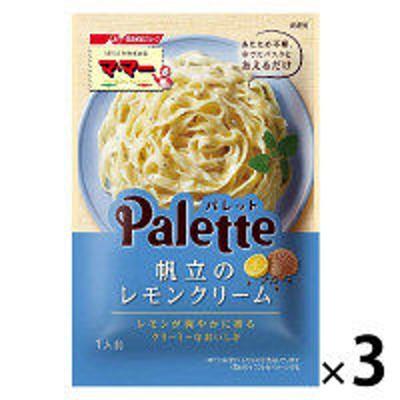 日清フーズ日清フーズ マ・マー Palette 帆立のレモンクリーム 1人前 (70g) ×3個