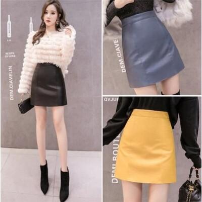 [55555SHOP]大人旬Style!!秋と冬 バッグヒップスカート 百掛け 大人気 Aラインスカート