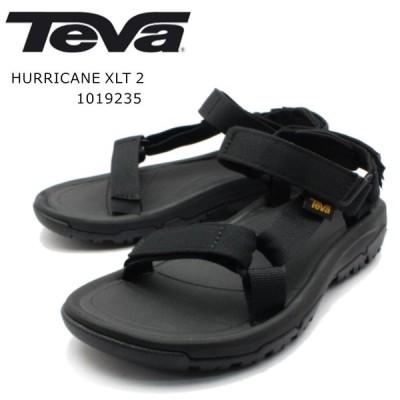 テバ TeVA ハリケーン XLT 2 1019235 レディース スポーツサンダル アウトドア サンダル  HURRICANE ブラック