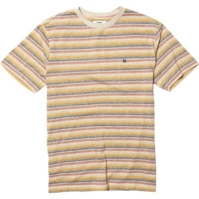 ヴィスラ Vissla メンズ Tシャツ ポケット トップス Pocitos Short-Sleeve Pocket T-Shirt Golden Hour