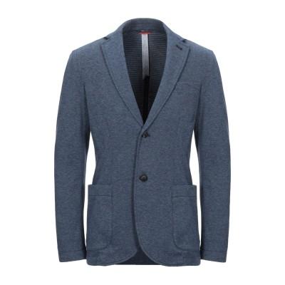メイソンズ MASON'S テーラードジャケット ブルー 46 コットン 98% / ナイロン 2% テーラードジャケット