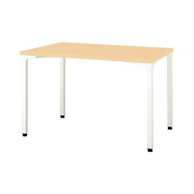 ロンナ 会議テーブル NN-1207PAR WM/W4 jtx 662800 プラス 送料無料