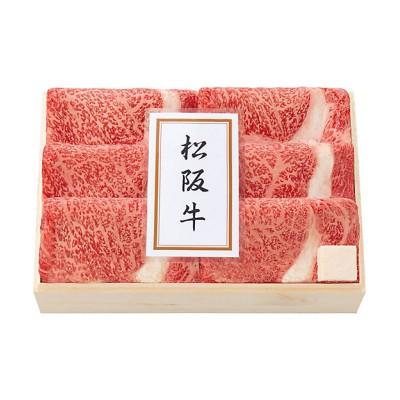 【お歳暮】松阪牛 ロース肉すき焼・焼肉用【三越伊勢丹/公式】