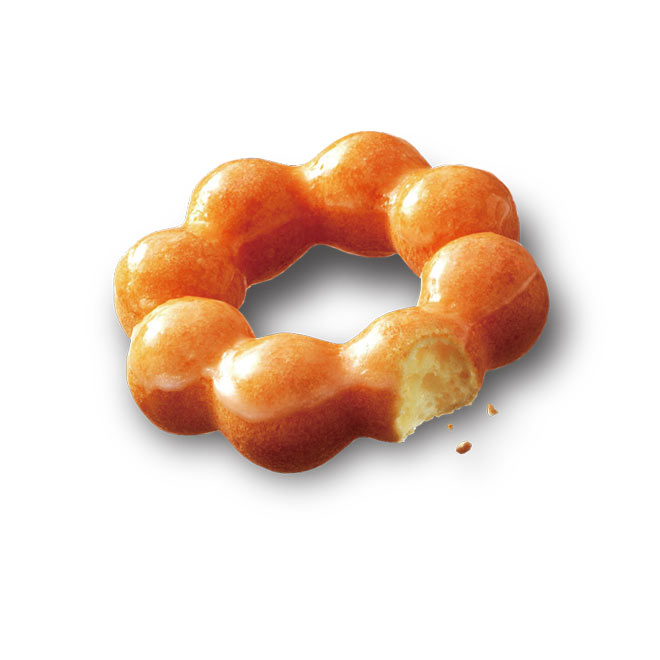 Mister Donut 一入甜甜圈即享券