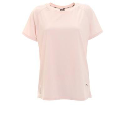 プーマ(PUMA)Tシャツ レディース 半袖 519785 03 PNK オンライン価格