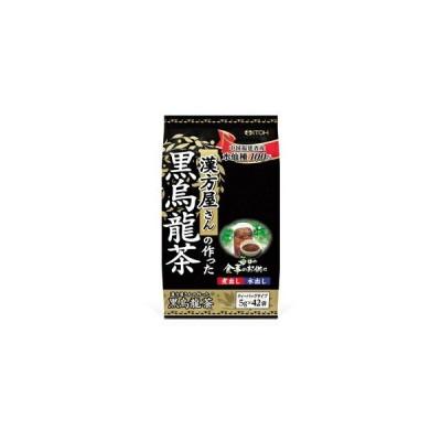 漢方屋さんの作った黒烏龍茶 5g×42袋 / 井藤漢方製薬