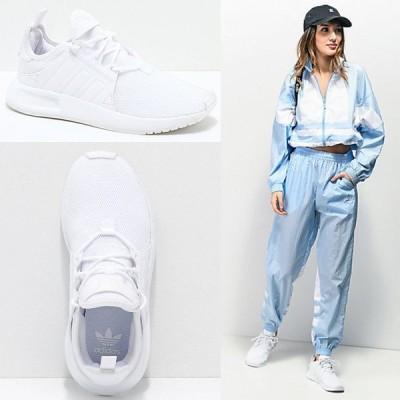Adidas/アディダス adidas スニーカー レディース ホワイト Xplorer All White Shoes
