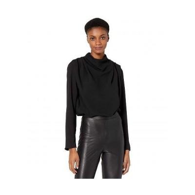 ASTR the Label レディース 女性用 ファッション ブラウス Amelia Top - Black