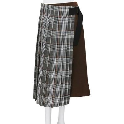 在庫一掃バーゲン フーチークーチー HOOCHIE COOCHIE 巻きスカート風スカート 914852 レディース