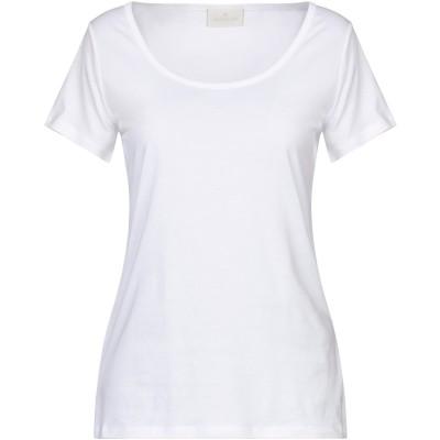 ゴータ GOTHA T シャツ ホワイト L コットン 89% / ポリウレタン 11% T シャツ