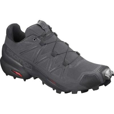サロモン Salomon メンズ ランニング・ウォーキング シューズ・靴 Speedcross 5 Shoe Magnet/Black/Phantom