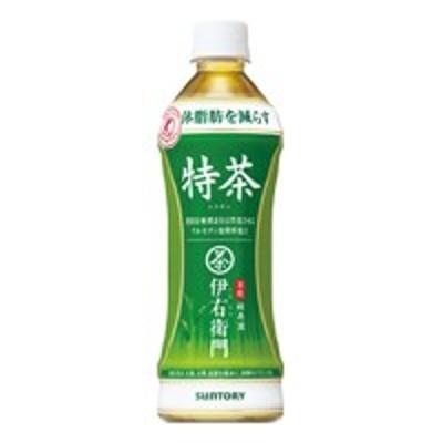 サントリー緑茶 伊右衛門 特茶(24本)   HET5P