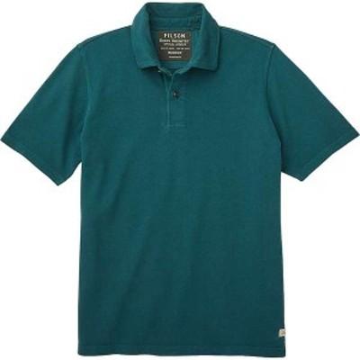 フィルソン メンズ シャツ トップス Filson Men's The Filson Polo Shirt - Ducks Unlimited Salt Marsh