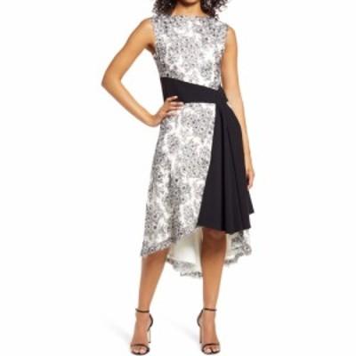 タダシショージ TADASHI SHOJI レディース パーティードレス カクテルドレス ワンピース・ドレス Corded Lace High/Low Cocktail Dress B
