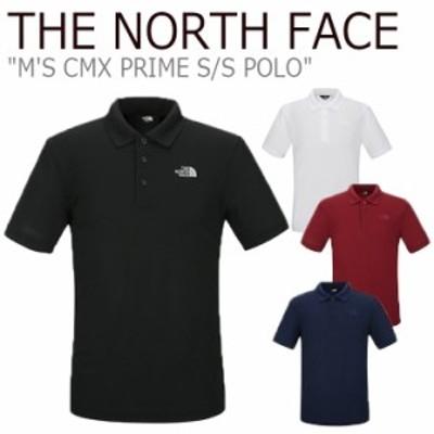 ノースフェイス ポロシャツ THE NORTH FACE CMX PRIME S/S POLO クールマックス プライム ショートスリーブポロ NT7PK08A/B/C/D ウェア